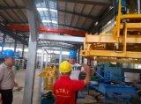Bloc Qt10 concret faisant la machine de fabrication de brique de centrale