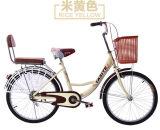 China-populäres Stadt-Fahrrad-Dame-Schleife-Rosa-Fahrrad für Verkauf