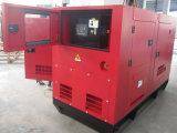 Tipo silencioso trifásico sistema del pabellón de la CA del ATS de generador diesel