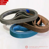 10*330mm, P60 Ceramic Abrasive Belts pour Metal Grinding (VSM Distributor)