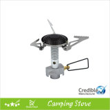 Mini Folding Gas Burner con Ceramic Burner Surface