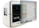 Alto monitor paciente calificado del equipamiento médico de la venta caliente