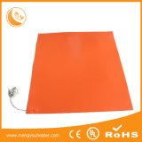Base flexível de /Heate do calefator do silicone para a impressora 3D