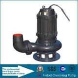 Wqの遠心ポンプ理論および水使用法遠心浸水許容ポンプ製造業者