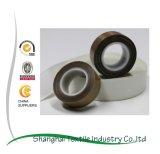 25mm Hochtemperaturteflonfiberglas-Klebstreifen des widerstand-PTFE