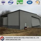 Светлое здание стальной рамки для пакгауза Sinoacme