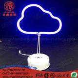 カスタム印LEDのフラミンゴのココヤシの木の雲のサボテン机のためのネオン表ライト