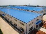 Almacén ligero del mantenimiento del hangar de los aviones de la estructura de acero de la alta calidad
