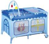 Segundo Playpen del estándar europeo del pesebre del bebé de la choza del recorrido del Playpen del bebé de la capa de la alta calidad