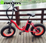 Тавро En15194 Changzhou Aimos Top/OEM складывая 48V 750W Ebike