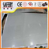 Placa de acero inoxidable de ASTM A240 304 para el estante de cabina de cocina