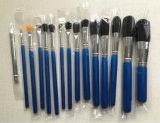 commercio all'ingrosso dell'insieme di spazzola di trucco dell'OEM 15PCS