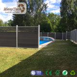 Novo Material Madeira Composite Garden Edging DIY Exterior Fence