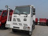 Camion à benne basculante d'exploitation de la tonne 371HP de HOWO 6X4 30 avec LHD