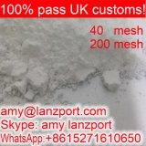 Durchlauf Großbritannien-Zölle der Benzocaine-lokale betäubende Droge-100%