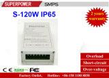 LED-Fahrer Wechselstrom 110/220V serien-Schaltungs-Stromversorgung Gleichstrom-12V 120W zur wasserdichten SMPS Ein-Output