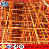 Nuevo tipo andamio del bloqueo del Pin para la construcción de edificios