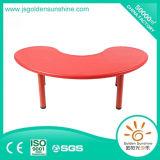 Tableau en plastique de lune de meubles de la chambre à coucher des enfants d'intérieur de cour de jeu