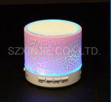 C9 altoparlante senza fili impermeabile Crack portatile chiaro ad alta fedeltà di stereotipia LED mini Bluetooth