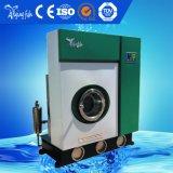 Maquinaria da lavanderia, máquina da lavanderia, líquido de limpeza seco do hotel limpo