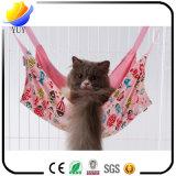 Fisch-Entwurfs-Baumwollsegeltuch-bewegliches faltendes Spiel Ndoor Katze-Zelt