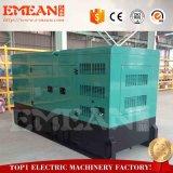 генератор звукоизоляционной тиши безмолвия 50kVA тепловозный Weichai Двигателем