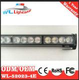 Luz de intermitência LED de tráfego com suporte de ventosas