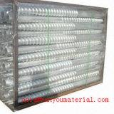 De gegalvaniseerde Schroef van de Grond voor Containers BulkAsia@Wanyoumaterial. Com