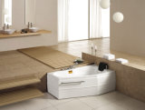 Vasca calda dell'interno nella stanza del bagno (M-2013)