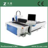 De Gravure en Scherpe Machine lz-2513G van de Laser van de Vezel van Jinan