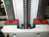 Costo poco costoso portatile che fa pubblicità alla macchina di CNC per l'alluminio acrilico di legno