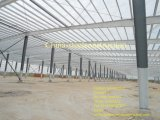Edifício logístico do armazém da construção da construção de aço
