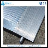 Faltbare Masse-Steuersperren-Aluminiumbarrikade