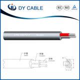 Anerkanntes PV1-F Doppel2core 4mm2 6mm Solar-PV Kabel TUV-Gleichstrom-zu den Solar Energy Zwecken