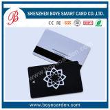 Qr와 자석 줄무늬를 가진 Menbership 카드