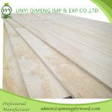 Contre-plaqué commercial de bois dur de catégorie de Bbcc de Linyi