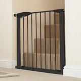 Puerta ajustable montada presión de la seguridad del bebé