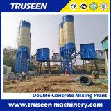 equipamento de construção pronto da planta da mistura concreta da mistura da grande capacidade 240m3/H
