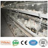 Grilleur de Oiseau-Moisson automatique soulevant la cage de poulet de viande d'Euipment