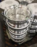 22 de duim omrandt 100 sprak Randen 17.5 Wielen van het Staal van het Wiel van de Vrachtwagen van het Aluminium 14X6
