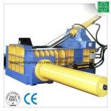 ステンレス鋼の油圧使用の梱包の出版物機械