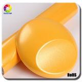 Tsautop 1.52*30m/20m 2016 자동 접착 비닐 필름 황금 모래 진주 비닐 차 바디 포장