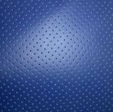 Малые линии пунша Toothpick, голубые ботинки, искусственная кожа PVC
