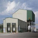 Entrepôt de structure métallique de lumière de bonne qualité