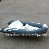 Liya 3.3m 15HP Bateau pneumatique à moteur Bateau en caoutchouc PVC