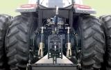 Выход трактора Wz1454 140-230HP колеса гидровлический