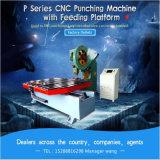 رخيصة [لونغمن] يثقب يغذّي آلة لأنّ عمليّة بيع