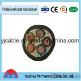 Электрический сердечник Cablle Kv PVC/PVC 3 (шнур стального кабеля VV22, Vlv22 ленты armored) и провода
