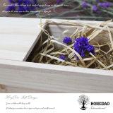 Doos van de Wijn van Hongdao de Houten voor de Ceremonie van het Huwelijk