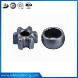 Pezzo fucinato d'acciaio caldo dell'OEM dei prodotti metalliferi della Cina per il metallo di pezzo fucinato